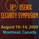 USENIX Security '09