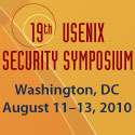 USENIX Security '10